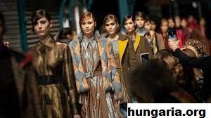 5 Label Hongaria Untuk Ditonton Dari Budapest Fashion Week